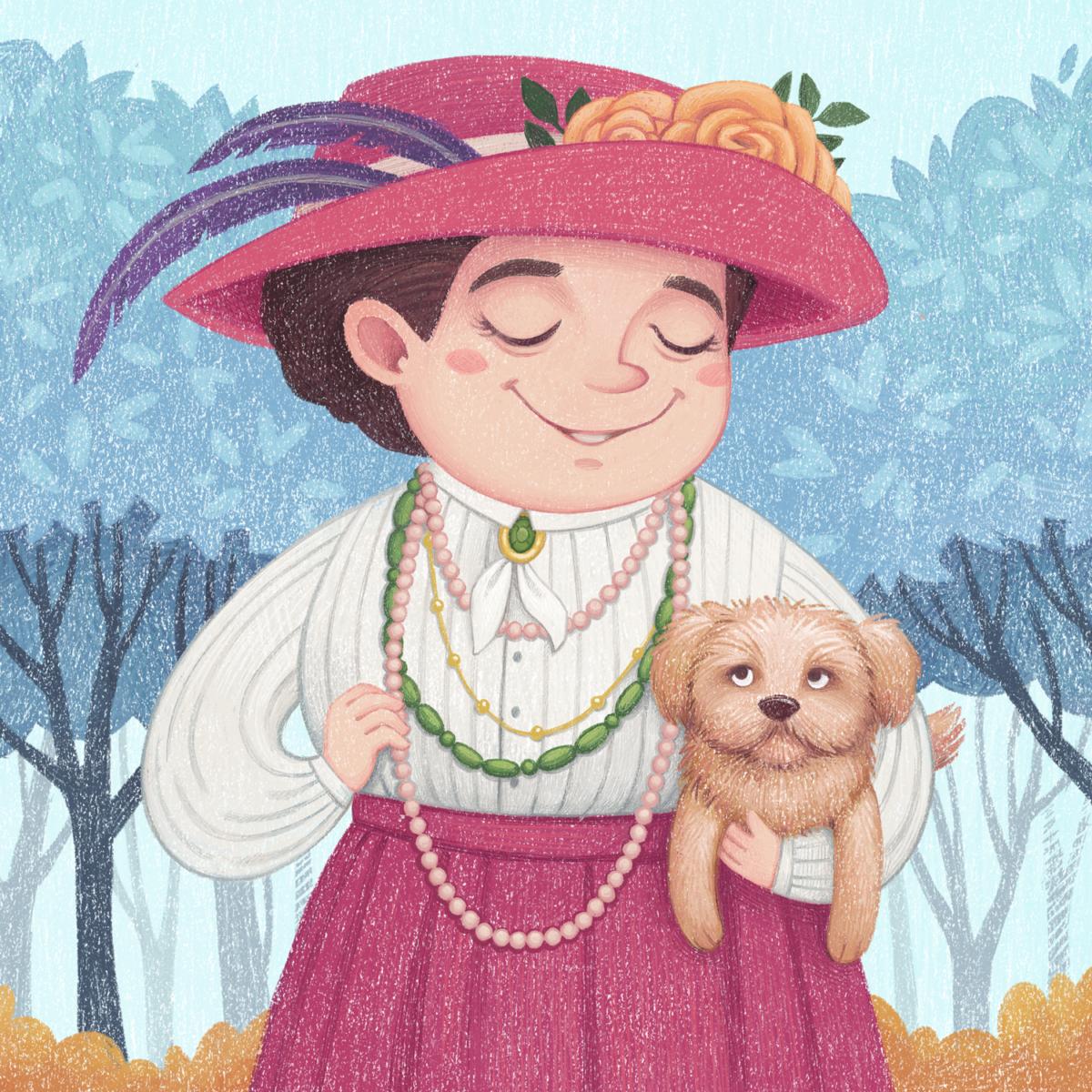 Mary Poppins - Miss Lark's Andrew