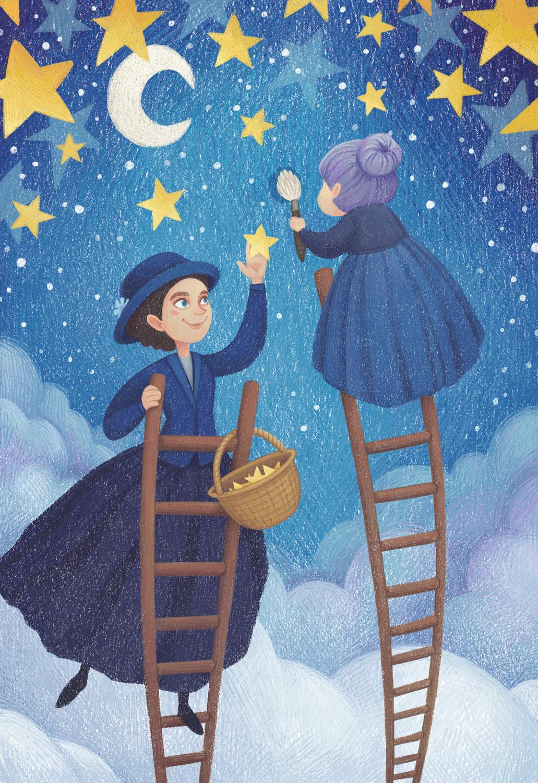 Mary Poppins - Mrs Corry