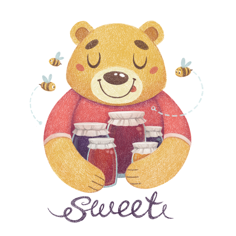 Bears Jam | by Margarita Levina