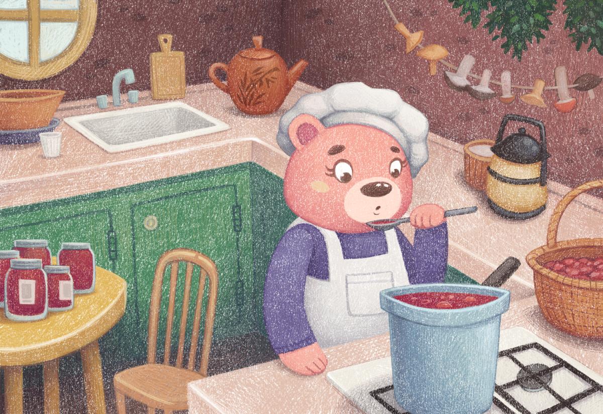 Bears Kitchen
