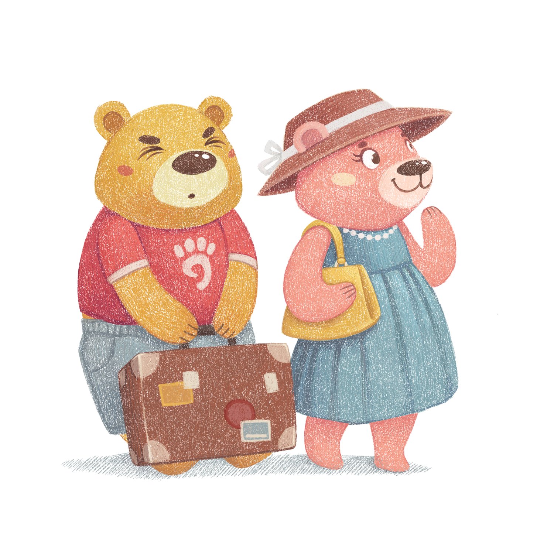 Bears Travel